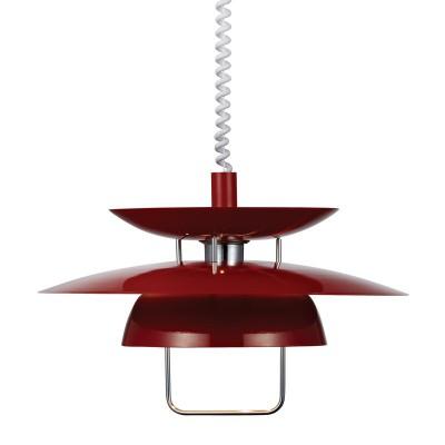 Berga Hisspendel Röd – Taklampa
