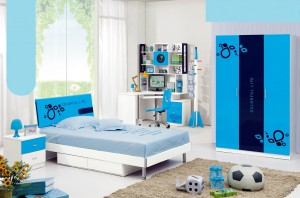 Blue - Barnsäng