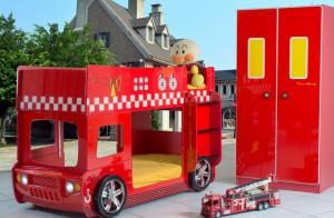 Brandbil - Barnsäng