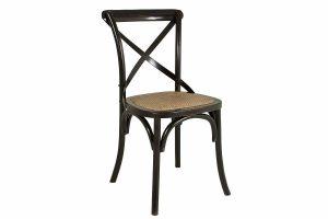 Faberge Vintage Svart - Stol
