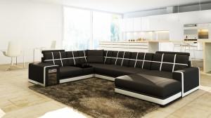 Friday Höger - U-soffa