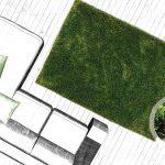 Frost Grön-Svart – Ryamatta