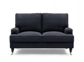 Howard Luxor 2,5 sits Mörkgrå - Tygsoffa