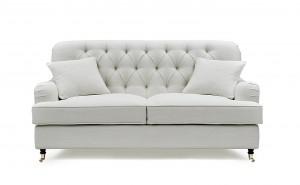 Howard Style 2,5 Sits Off White - Tygsoffa