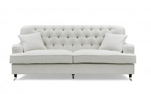 Howard Style 3,5 Sits Off White - Tygsoffa