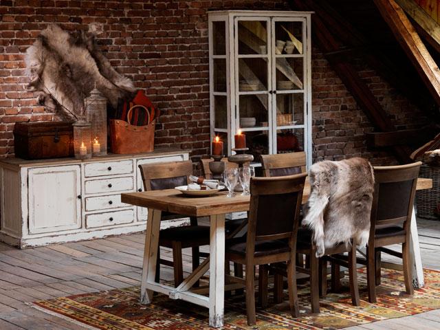 lantligt köksbord : Lantligt Köksbord Stilrummets blogg lantligt ...