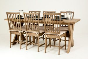 Kavari - Matgrupp inkl. 6st stolar