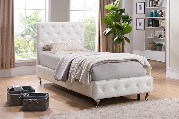 combee sängram med förvaring vit finns på PricePi com