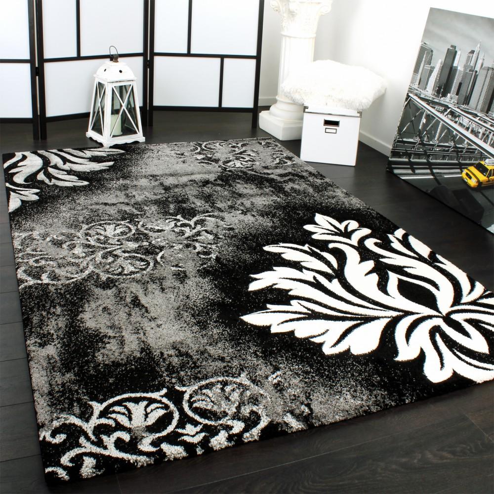 Florens grå   matta   kungsmöbler