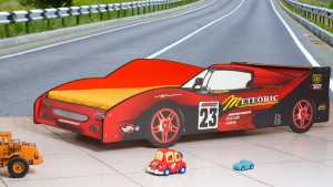 Racing - Barnsäng