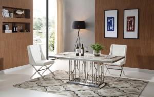 thema-silver-matbord-inkl-madison-vit-stol