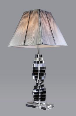 Trappstege Klar Kristall – Bordslampa