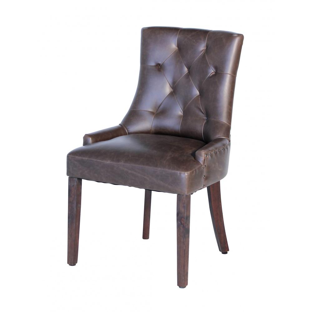 tuva stol skinn