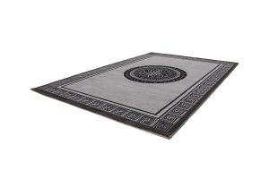 Versace Grå - Klassisk matta