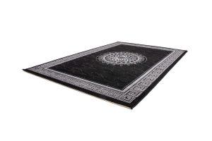 Versace Svart - Klassisk matta