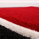 Matta Röd Patch